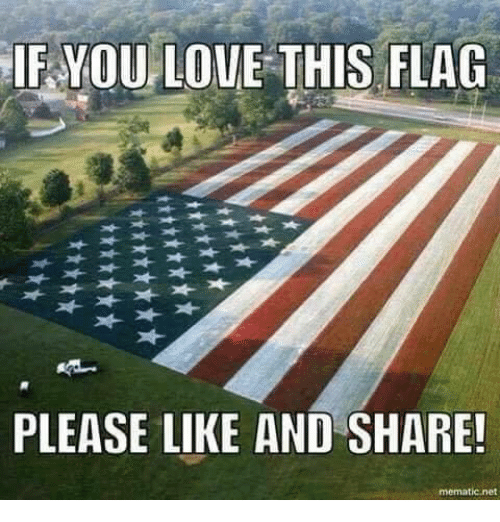 Like And Share: IF  YOU LOVE THIS FLAG  PLEASE LIKE AND SHARE!