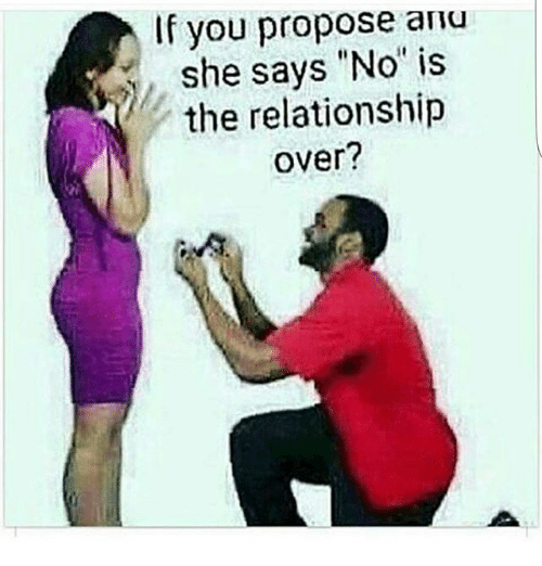 Meme over relationship is 55 Funny