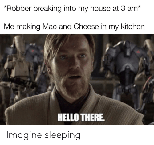 imagine: Imagine sleeping