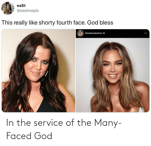 Many: In the service of the Many-Faced God