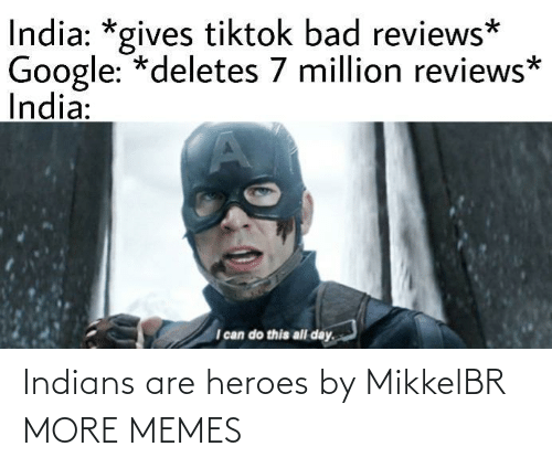 indians: Indians are heroes by MikkelBR MORE MEMES