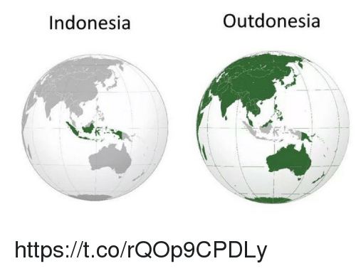 Indonesia: Indonesia  Outdonesia https://t.co/rQOp9CPDLy