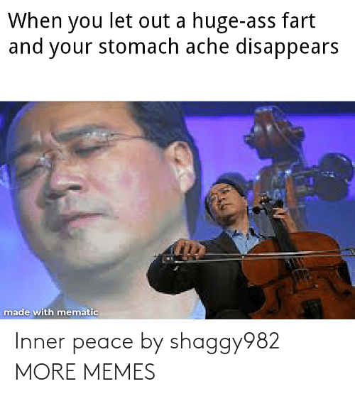 Peace: Inner peace by shaggy982 MORE MEMES