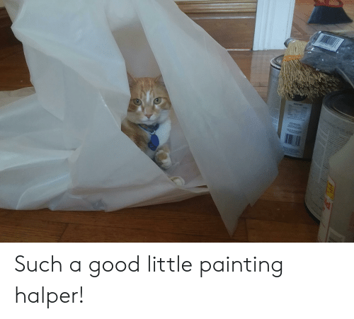 Good, Painting, and Such: INP Such a good little painting halper!