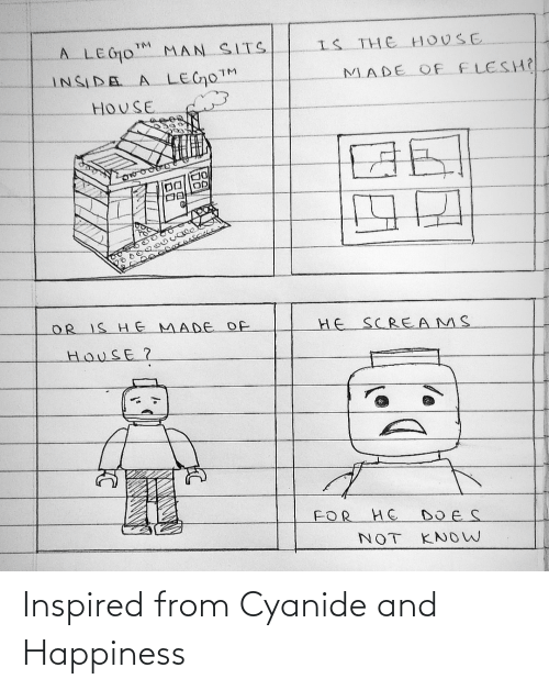 Happiness: Inspired from Cyanide and Happiness