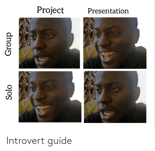 guide: Introvert guide