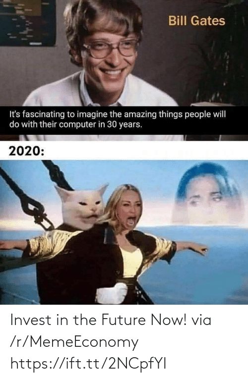 The Future: Invest in the Future Now! via /r/MemeEconomy https://ift.tt/2NCpfYI