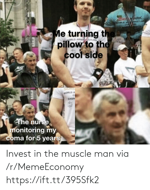 R Memeeconomy: Invest in the muscle man via /r/MemeEconomy https://ift.tt/395Sfk2