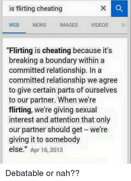 flirting vs cheating committed relationships meme funny video