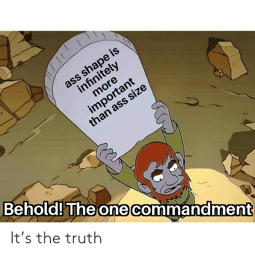 the truth: It's the truth