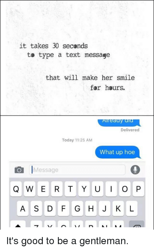 Text messages that will make her smile