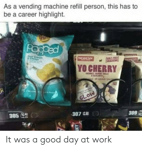 at-work: It was a good day at work