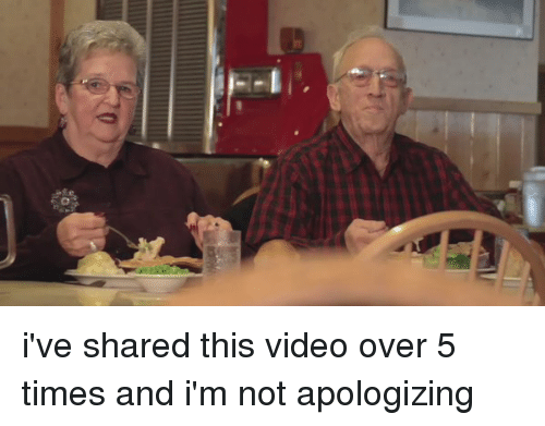 Funny, Videos, and Time: i've shared this video over 5 times and i'm not apologizing