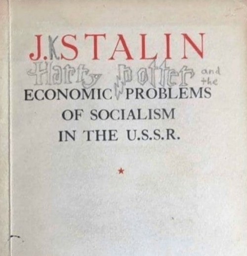 Socialism, And, and U S: J.KS TALIN  Hatty otiet  ECONOMICWPROBLEMS  and  +he  OF SOCIALISM  IN THE U.S.S.R.