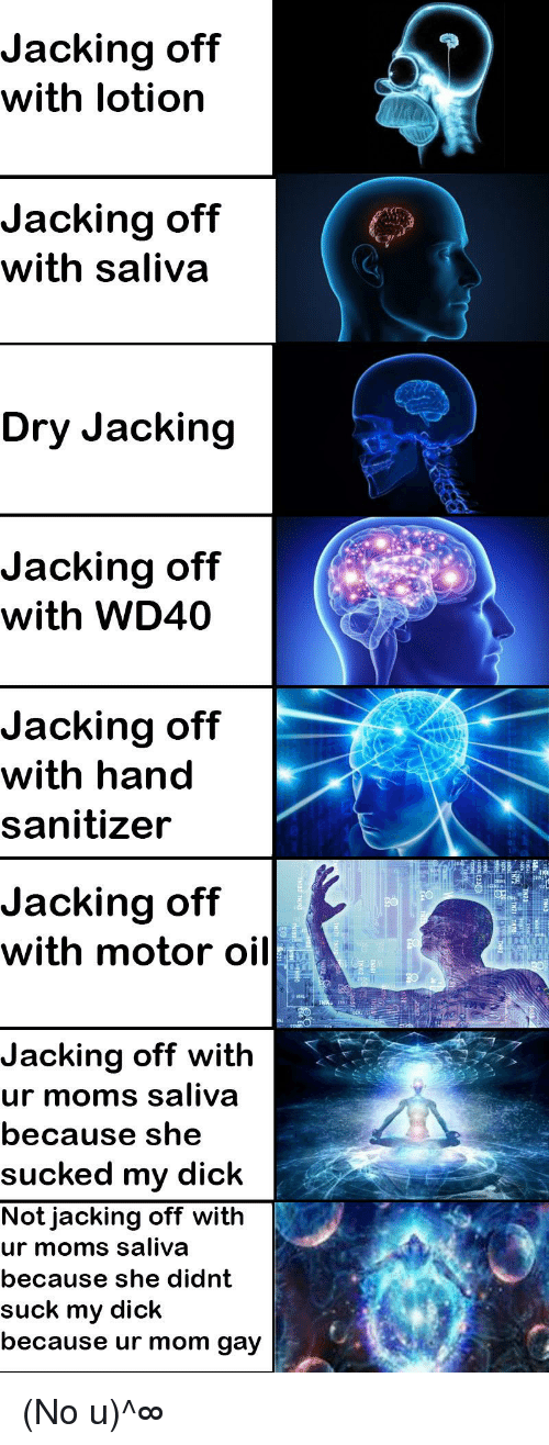 Jacking Off With No Hands