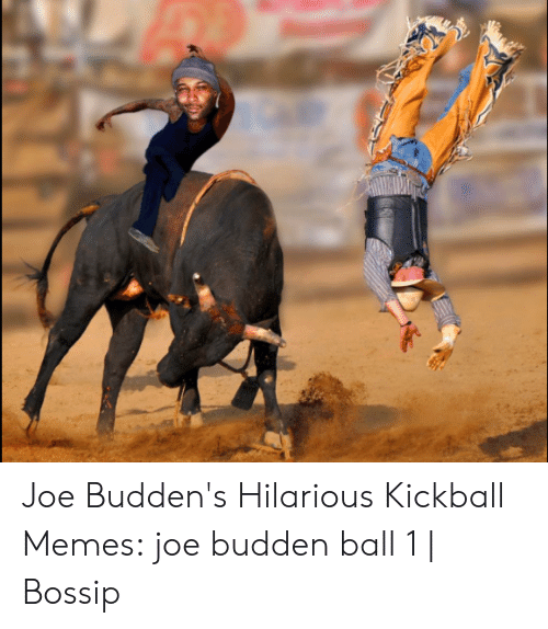 Joe Buddens: Joe Budden's Hilarious Kickball Memes: joe budden ball 1 | Bossip