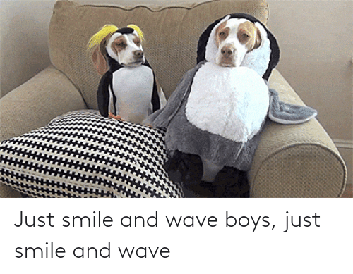 25 Best Memes About Just Smile And Wave Boys Just Smile And Wave Boys Memes