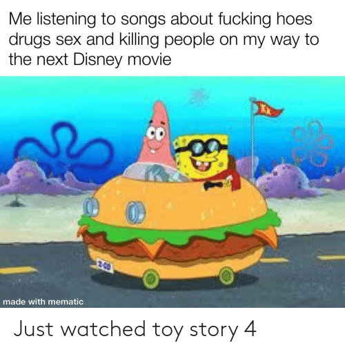 Toy Story 4: Just watched toy story 4