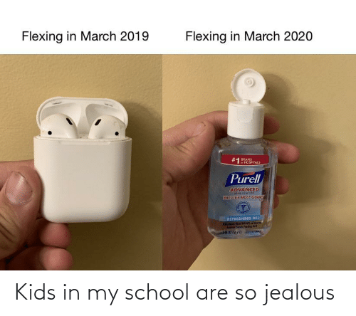 In My: Kids in my school are so jealous