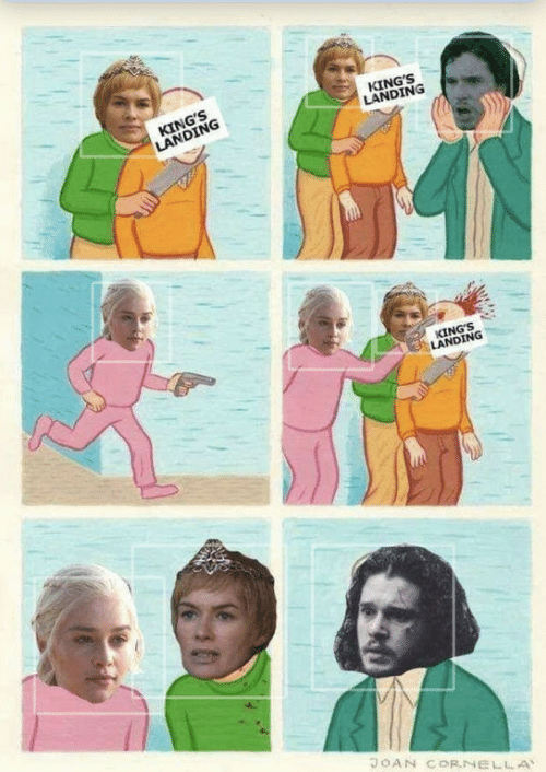 Kings,  Landing, and Kings Landing: KING'S  LANDING  KING'S  DİNG