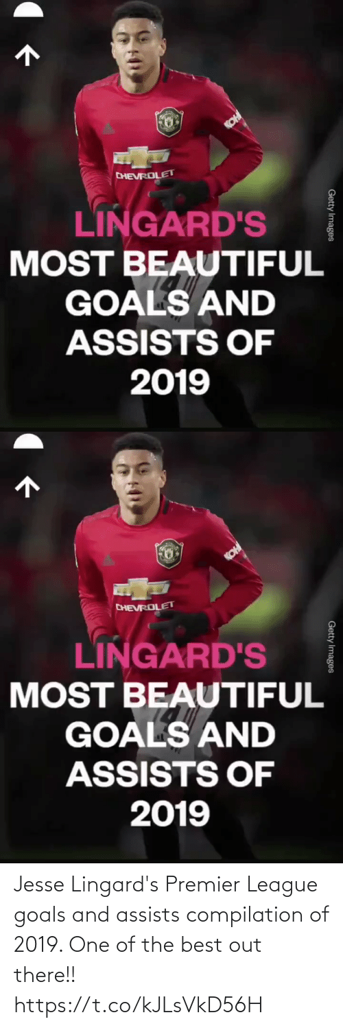 one of the best: KOH  CHEVROLET  LINGARD'S  MOST BEAUTIFUL  GOALS AND  ASSISTS OF  2019  Getty Images   KOH  CHEVROLET  LINGARD'S  MOST BEAUTIFUL  GOALS AND  ASSISTS OF  2019  Getty Images Jesse Lingard's Premier League goals and assists compilation of 2019.   One of the best out there!! https://t.co/kJLsVkD56H