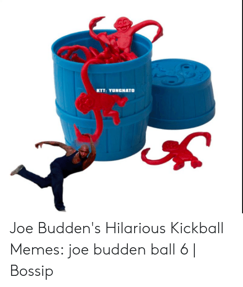 Joe Buddens: KTT: YUNGNATO Joe Budden's Hilarious Kickball Memes: joe budden ball 6 | Bossip