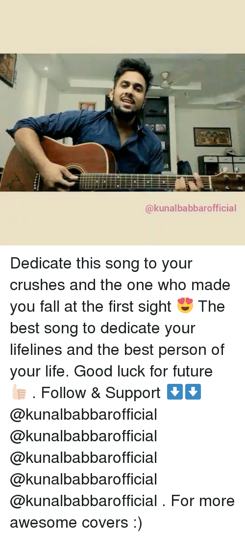 Dekh Bhai, International, and Luck: @kunalbabbarofficial Dedicate this song to your crushes and the one who made you fall at the first sight 😍 The best song to dedicate your lifelines and the best person of your life. Good luck for future 👍🏻 . Follow & Support ⬇️⬇️ @kunalbabbarofficial @kunalbabbarofficial @kunalbabbarofficial @kunalbabbarofficial @kunalbabbarofficial . For more awesome covers :)