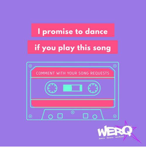Dance Fitness: l promise to dance  if you play this song  COMMENT WITH YOUR SONG REQUESTS  dance fitness workout