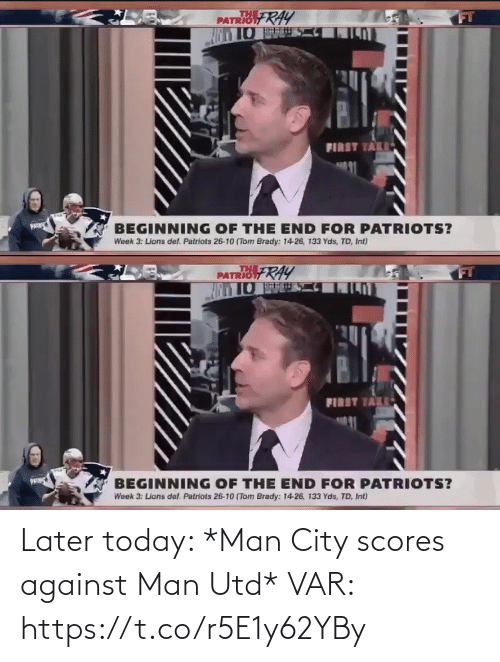 city: Later today: *Man City scores against Man Utd*  VAR:  https://t.co/r5E1y62YBy