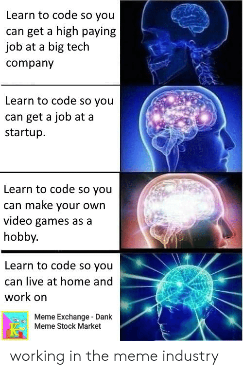 Learn to Code So You Can Get a High Paying Job at a Big Tech Company