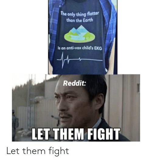 Fight: Let them fight