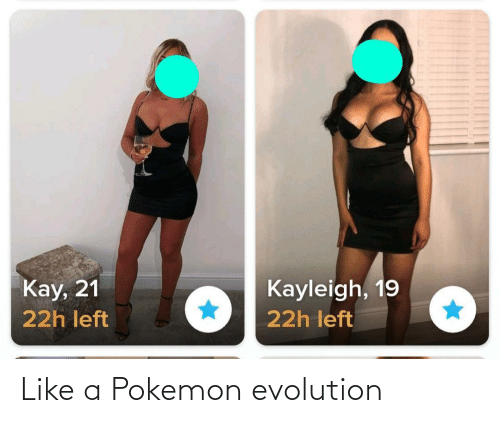 Evolution: Like a Pokemon evolution