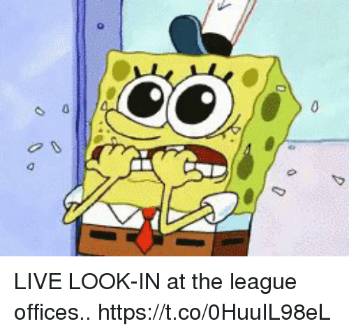 Football, Nfl, and Sports: LIVE LOOK-IN at the league offices.. https://t.co/0HuuIL98eL