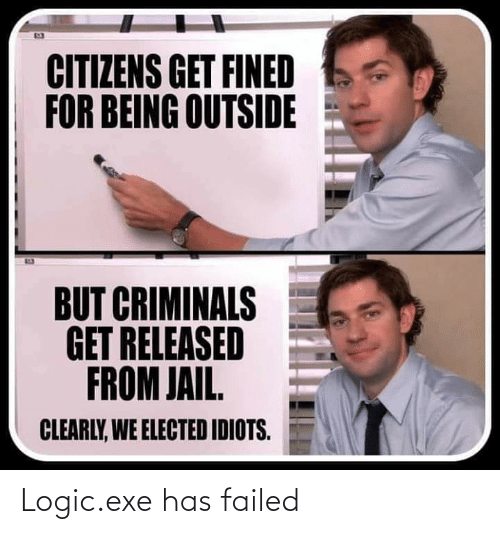 Exe: Logic.exe has failed