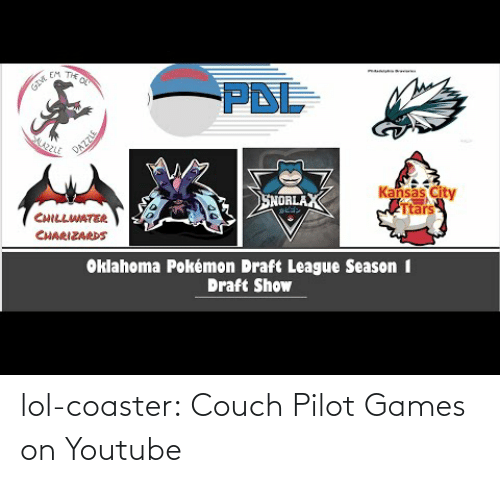 Www Youtube Com: lol-coaster:  Couch Pilot Games on Youtube