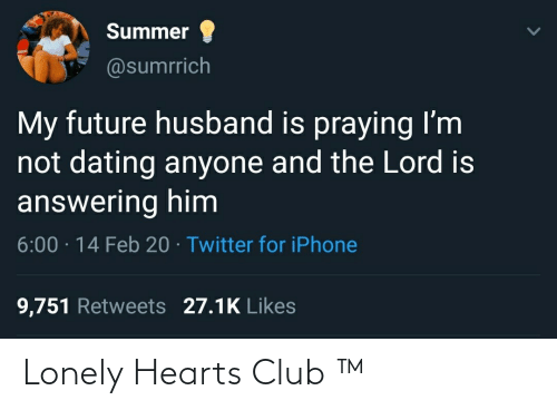 lonely: Lonely Hearts Club ™