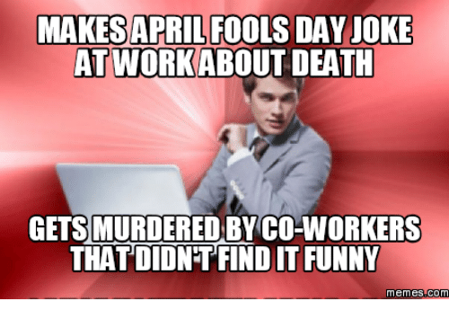 April Fools Funny Jokes