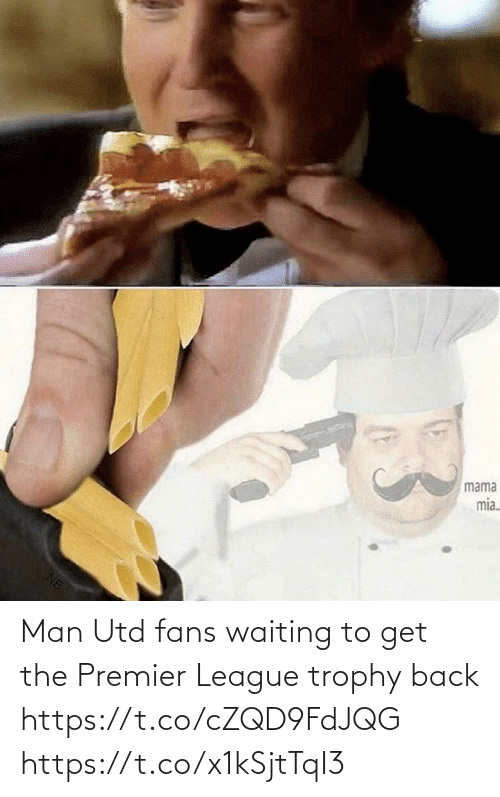 premier: Man Utd fans waiting to get the Premier League trophy back  https://t.co/cZQD9FdJQG https://t.co/x1kSjtTqI3