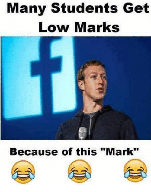 "get low: Many students Get  Low Marks  Because of this ""Mark"""
