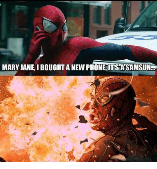 mary janes: MARY JANE,I BOUGHT A NEWPHONE, ITS ANSAMSUN