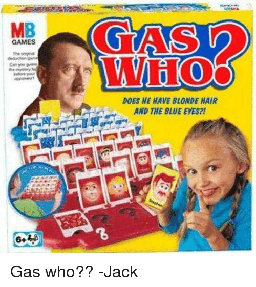 Gas Who
