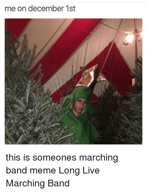 Marching Band Memes