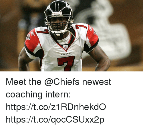 internations: Meet the @Chiefs newest coaching intern: https://t.co/z1RDnhekdO https://t.co/qocCSUxx2p