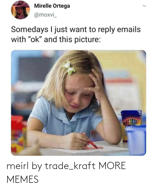 kraft: meirl by trade_kraft MORE MEMES