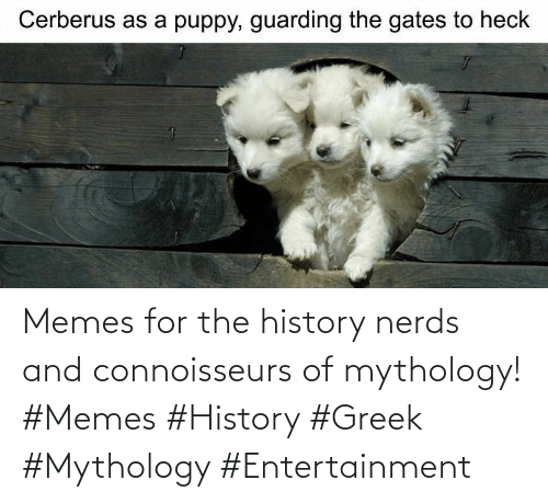 Greek: Memes for the history nerds and connoisseurs of mythology! #Memes #History #Greek #Mythology #Entertainment