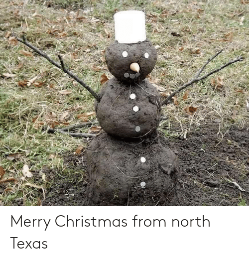 Merry Christmas: Merry Christmas from north Texas