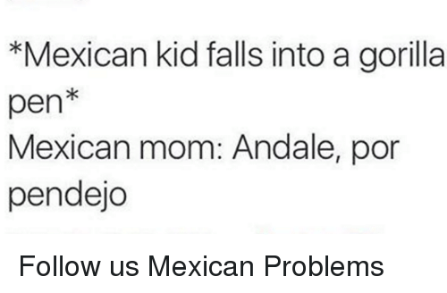 Mexican Mom