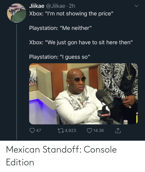 Mexican: Mexican Standoff: Console Edition