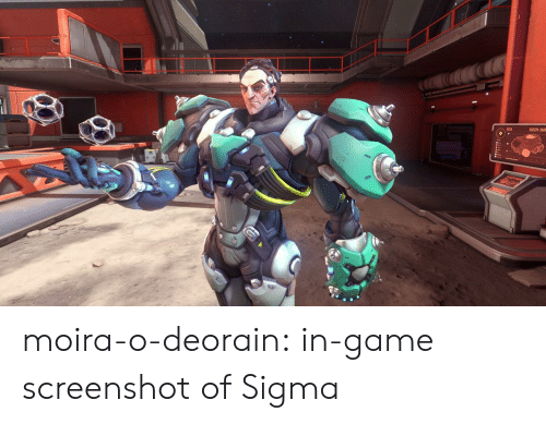 Tumblr, Blog, and Game: moira-o-deorain:  in-game screenshot of Sigma