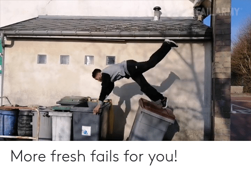 Fresh, Memes, and 🤖: More fresh fails for you!